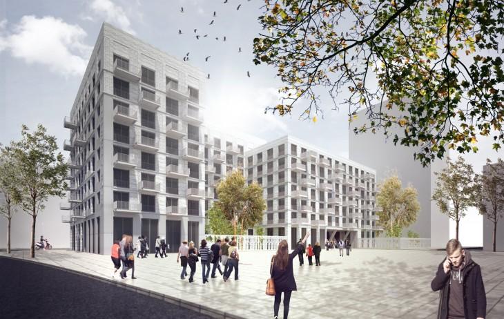 117 Appartementen in Den Haag