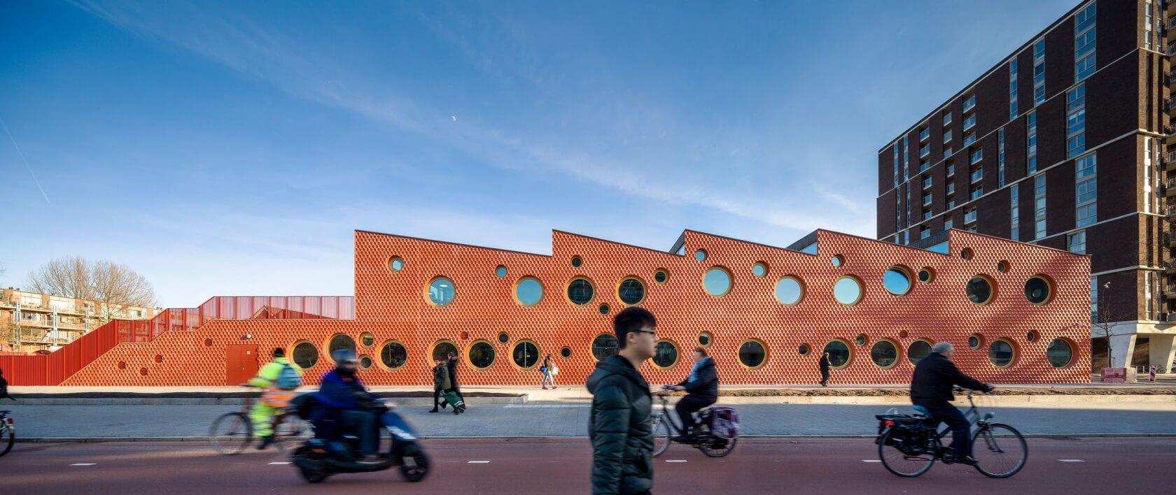 Architect Zeven zeeën school IKC