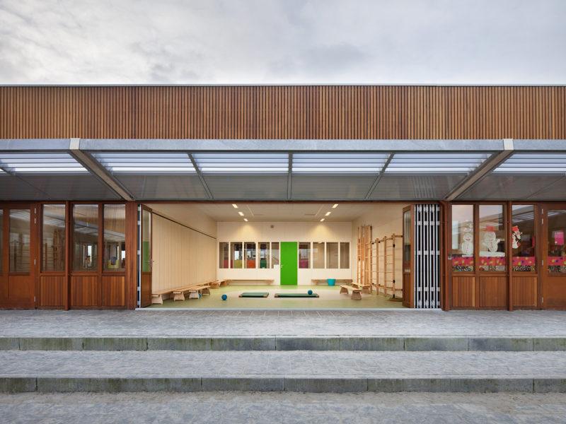 Nominatie Scholenbouwprijs 2013 Rietwierde