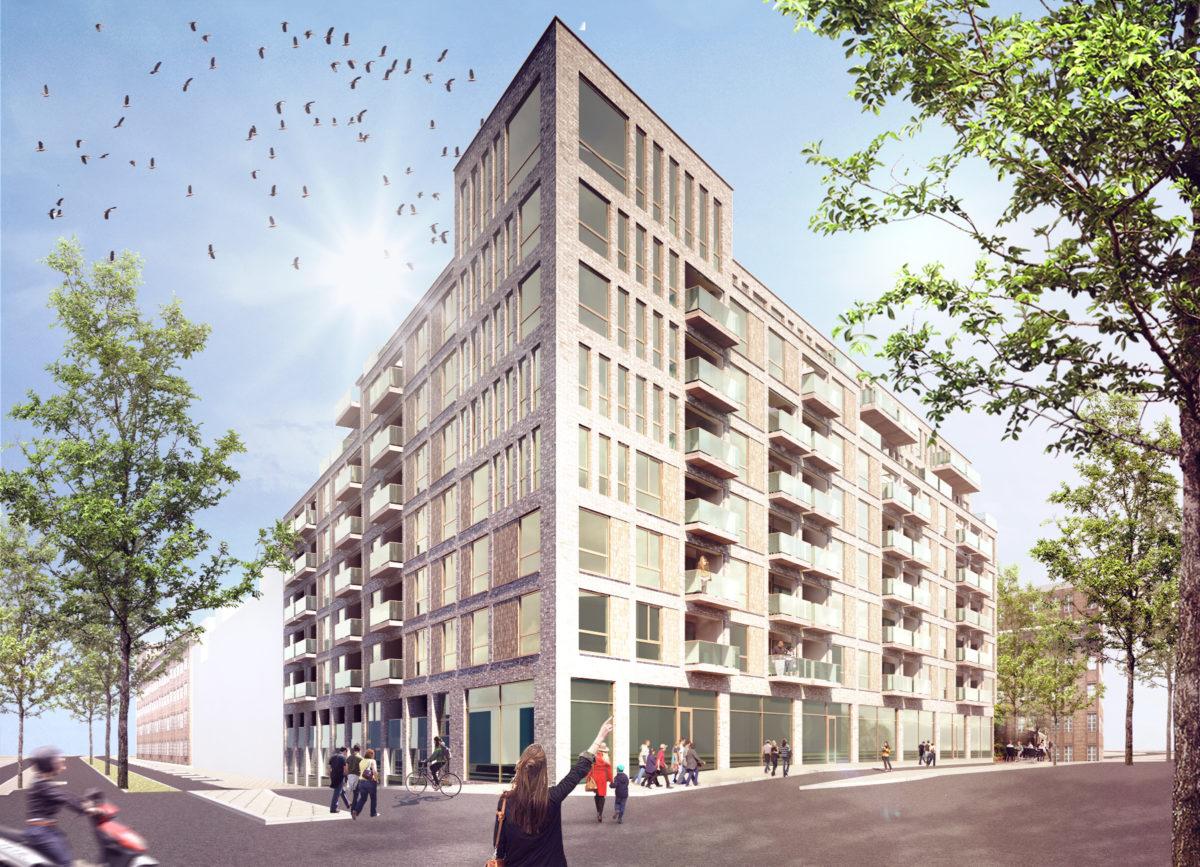 108 Woningen in Delft
