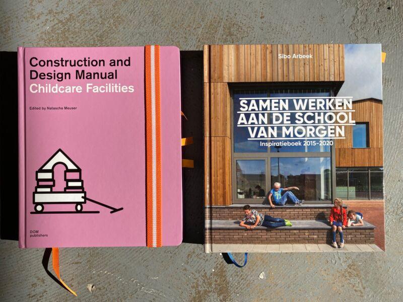 Nationale en internationale publicaties van onze scholen