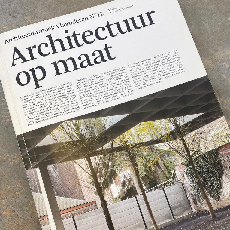 Architectuurboek Vlaanderen N°12